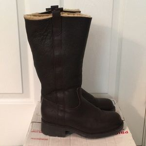 Santana of Canada Boots- Leather